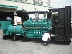 Cummins diesel generator KTA38-G2 diesel generator  KTA38-G series