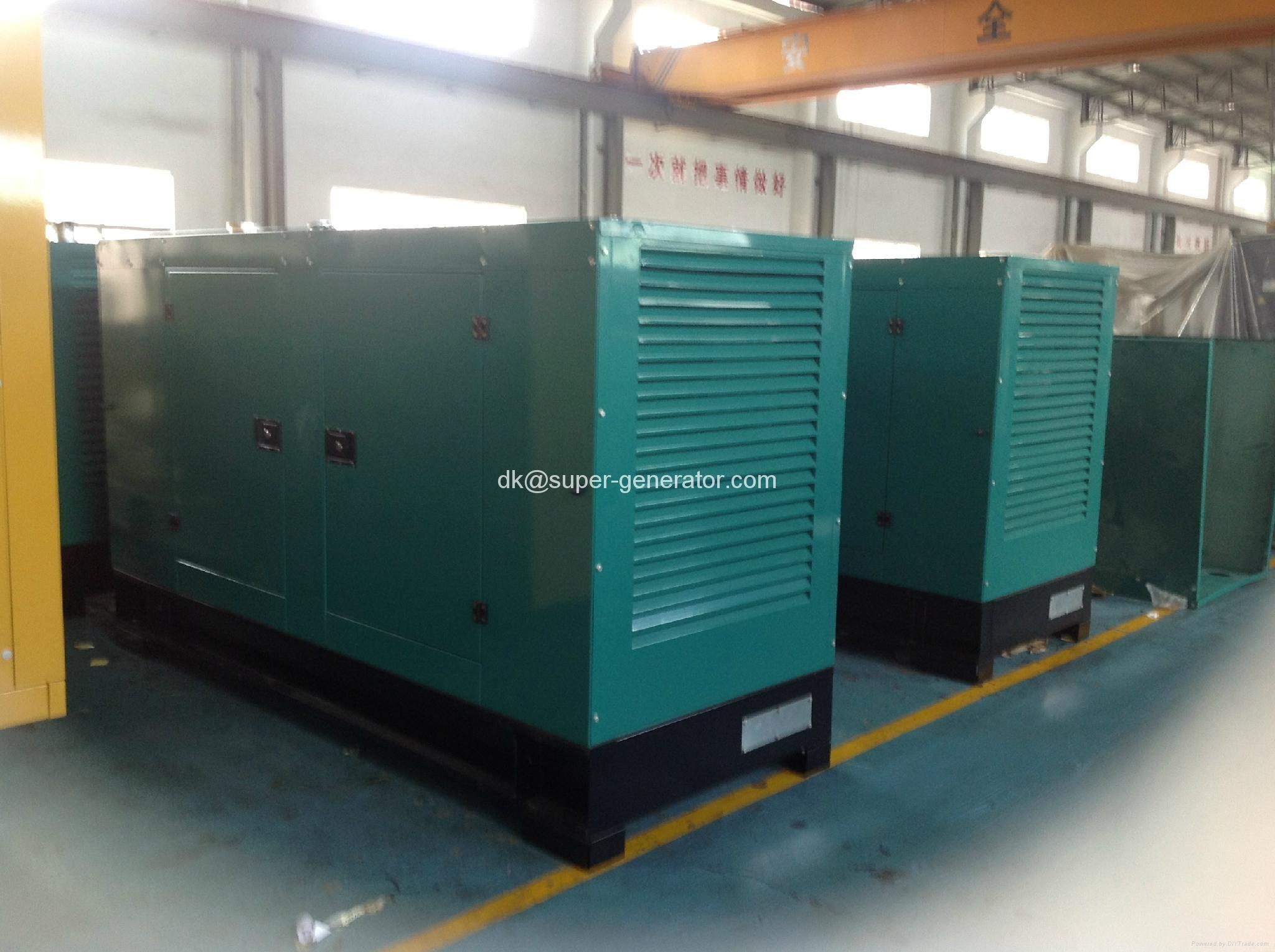 Cummins diesel generator 80kw 100kva 88kw 110kva 6BT5.9-G2  1