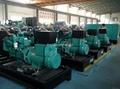 diesel generator soundproof Cummins diesel generator 4BT3.9-G2  1