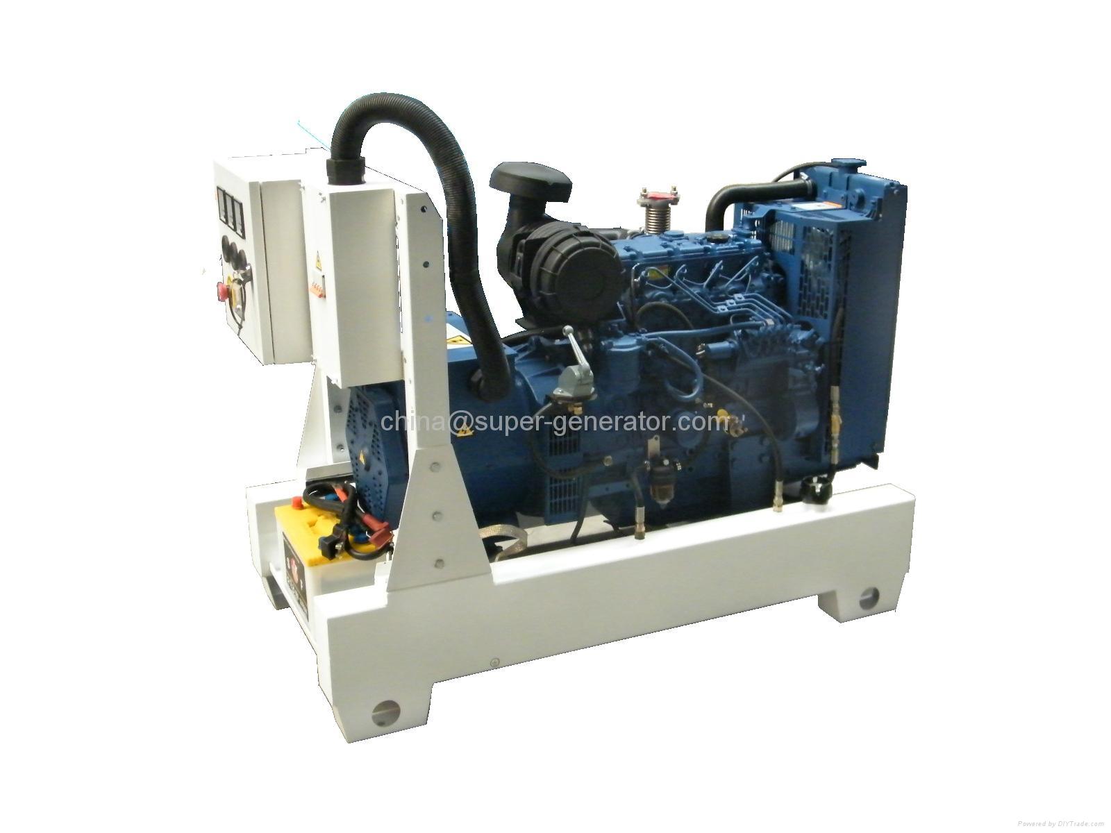 Kubota sel generator 6kw 8kva 7kw 8 8kva D1105 BG with Stamford