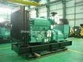 diesel generator 1000kva 800kw  diesel generator   KTA38G5 Cummins