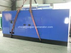 Cummins diesel generator KTA38-G2 800kva 880kva diesel generator  KTA38-G series