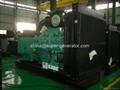 Cummins diesel generator   1500kva QSK60-G4 engine with stamford Marathon