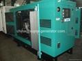Kubota soundproof diesel generator 6kw 8kva 7kw 8.8kva D1105-BG with Stamford  2