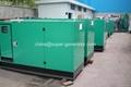 diesel generator soundproof Cummins diesel generator 4BT3.9-G2  2