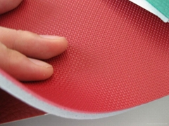 Table tennis floor mat