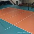 Indoor  volleyball floor mat 1