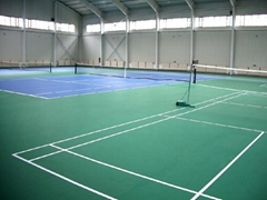tennis surface