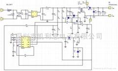 高PFC高效率無電解電容LED