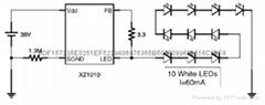 LED燈條模組恆流IC