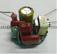 燈絲燈可控硅調光方案DX3562 DX3522 1