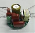 燈絲燈可控硅調光方案DX356