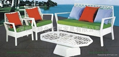M1198 outdoor furniture rattan chair