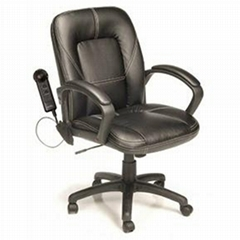 leather office massage chair
