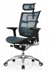 Ergonomic Office Manager China Mesh Chair