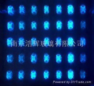 LED发光玻璃柱  LED发光柱 5