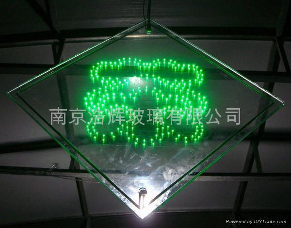 LED玻璃顯示屏    LED智能光電屏 2