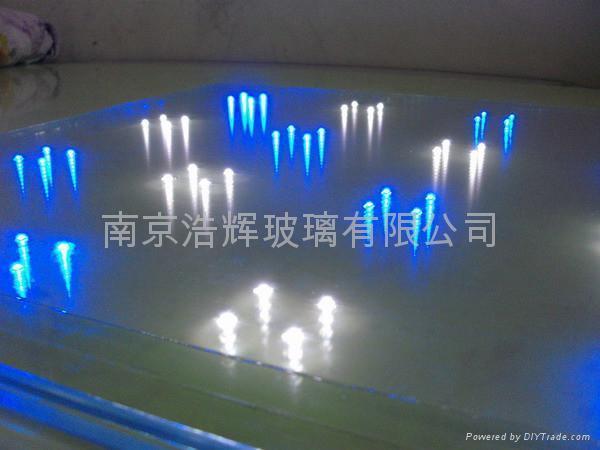 LED玻璃顯示屏    LED智能光電屏 3