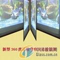 高透明投影屏   1