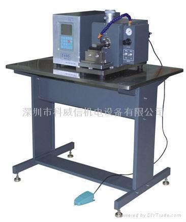 深圳科威信超聲波金屬點焊機 1