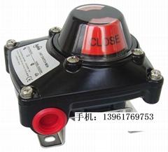 閥門限位開關ULS-210/FAPL-110與蝸輪的應用