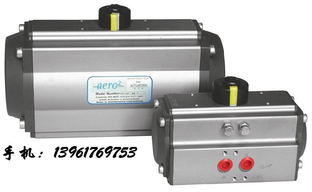 美国爱诺系列气动执行器RT075DAK7 1