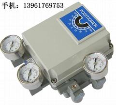 APL-1200RDi氣氣角行程防爆定位器