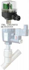 ALS010角座閥蓋米隔膜閥專用限位開關