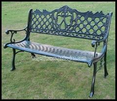 鑄鐵戶外椅