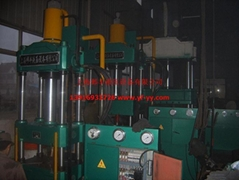 上海Y32四柱液压机