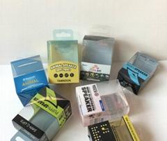 广东厂家定做磨砂PP胶盒透明PVC彩盒 塑料包装胶盒 PET折盒