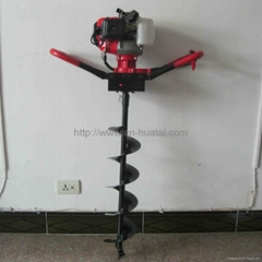 52CC Earth auger, Ground drill, Post hole digger HT-DZ520A