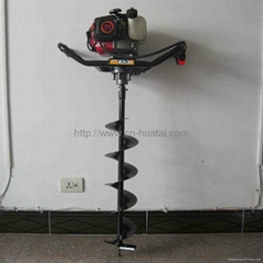 71CC/3.3HP Earth auger, Ground drill, Post hole digger HT-DZ710C