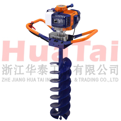 52CC Earth auger 1