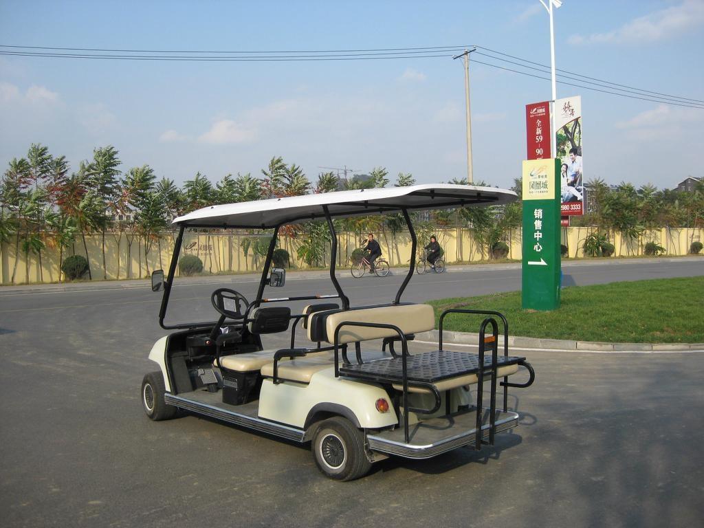 高爾夫觀光車 5