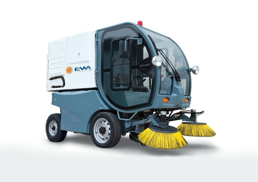 吸扫式清扫车 2