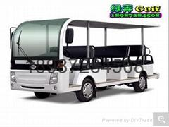 14座燃油觀光車