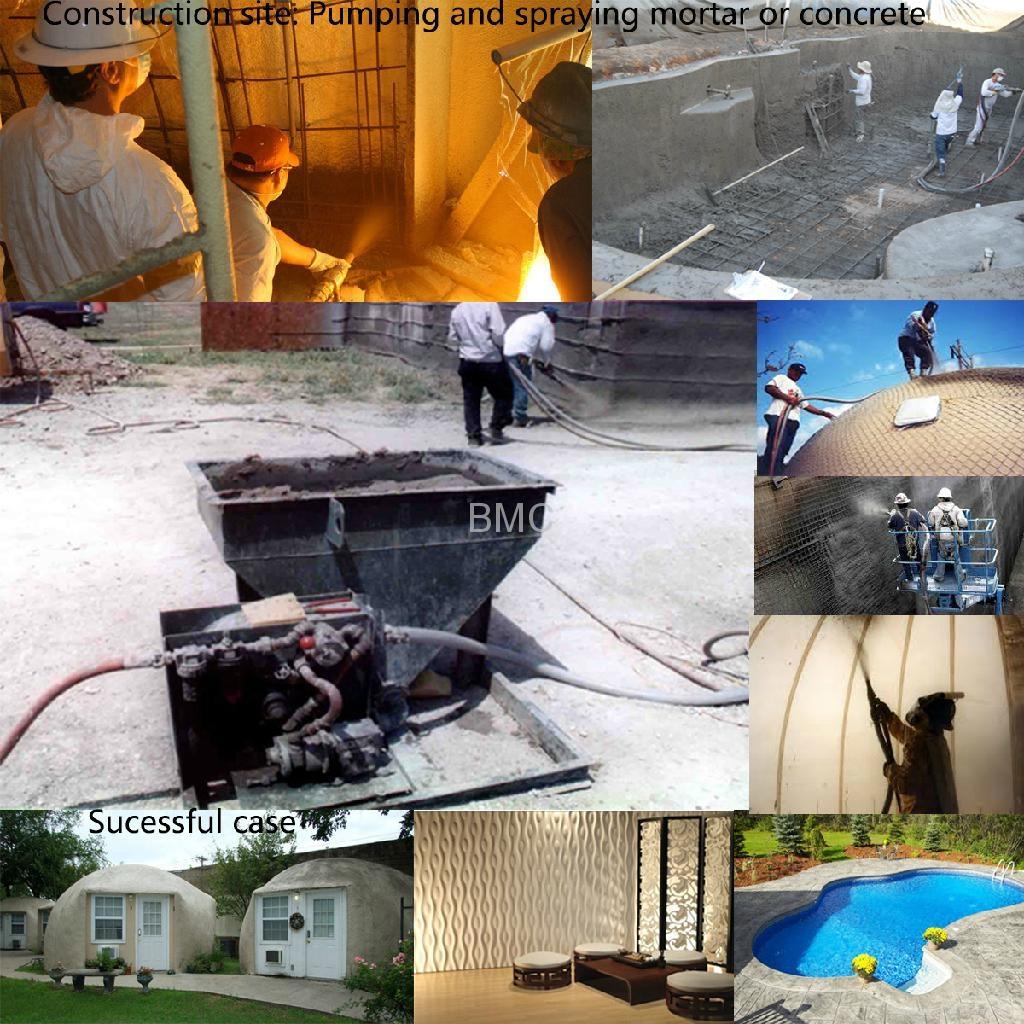 小型混凝土泵 6