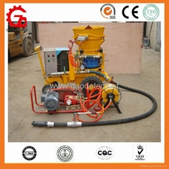 GZ-3ER refractory spraying equipment to Oman
