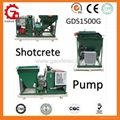 Monolithic Dome Wet Shotcrete Pump