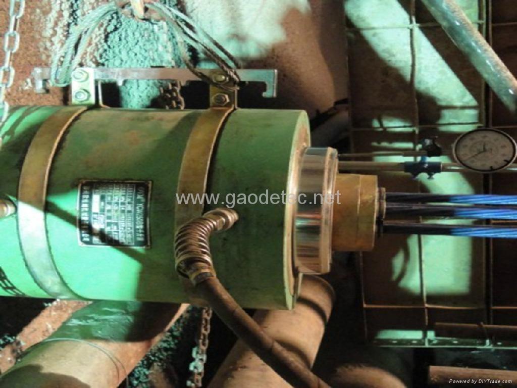 stressing hydraulic jack