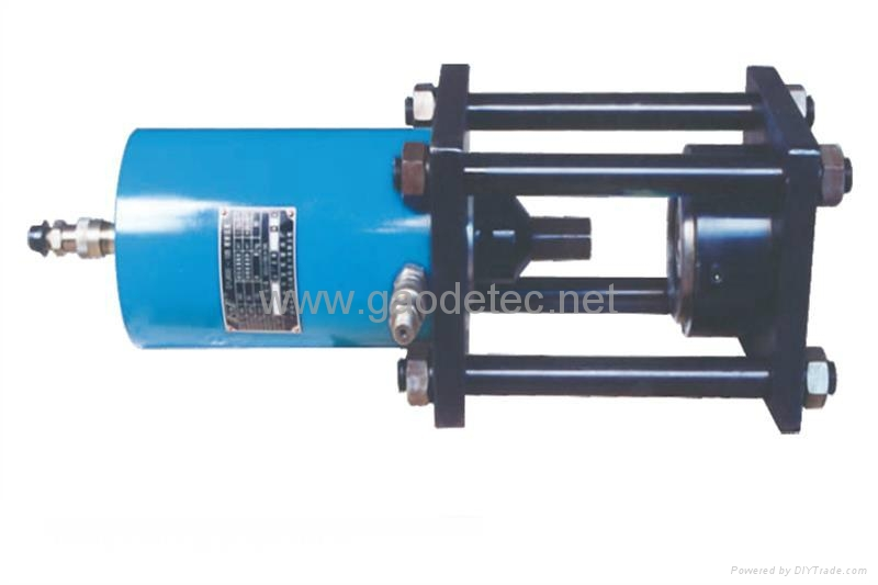 hydraulic extruder machine