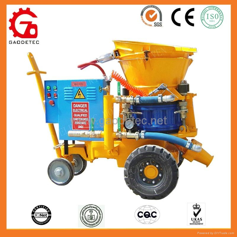 Gz 5 Use For Hydropower Projects With Electric Motor Dry