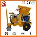 GZ-5A shotcrete machine for sale in  Philippines