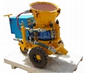 GZ-3A gunite machine for sale in Philippines