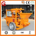 GPS-7 Hydraulically Driven Multi-function Wet Spraying Machine