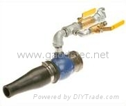 GDS1500D Shotcrete Concrete Pump's Sprayer Nozzle