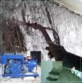 Application of GMP40/10-H plaster spray pump