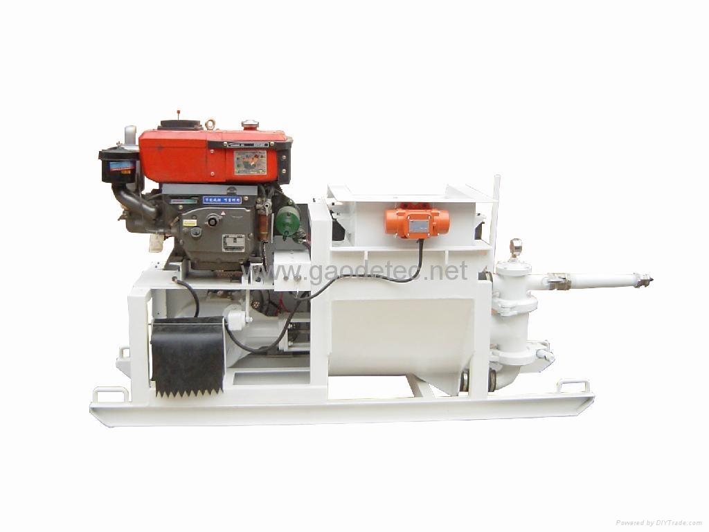 GMP50/40砂浆泵 3