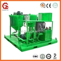 new design grout  mixer with pump
